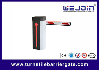 China 110v/220v Boom barrier gate arm / Automatic Parking Barrier For Office Building fábrica