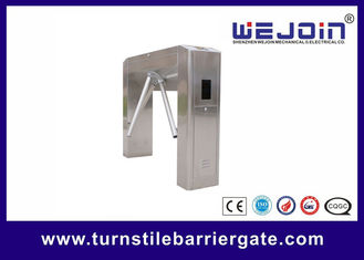 China Automatic Tripod Turnstile Gate Access Control system For Intelligent Mangement fábrica