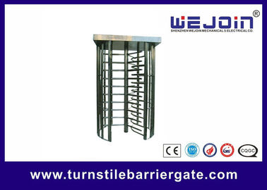 China Indoor Swimming Pool Full Height Turnstile pedestrian security gates fábrica