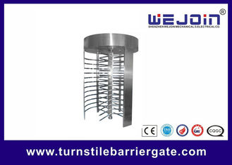 China High Speed Full Height Access Control Turnstile Gate With Emergency - scape fábrica